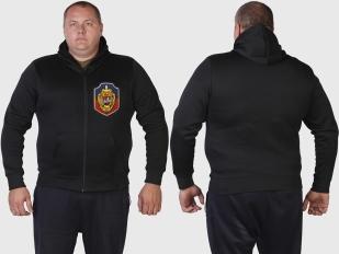 Мужская милитари толстовка УГРО.