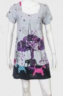 Милое короткое платье от ZB.