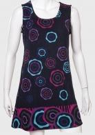 Милое женское платье с интересным принтом от Palme