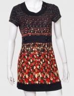 Милое женское платье с пуговицами на поясе от Lola & Liza