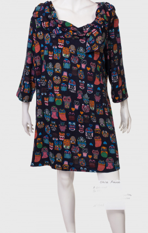 Милое женственное платье от Claire France