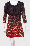 Миловидное женское платье с длинным рукавом от Just Eleganse