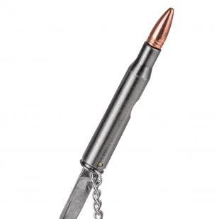 Мини-ножик брелок-пуля