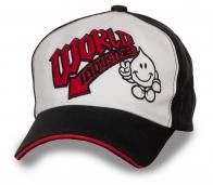 Мировая бейсболка WORLD достойное сочетание стиля и качества только для Вас