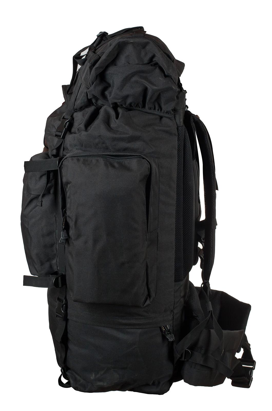 Многодневный черный рюкзак МВД Max Fuchs - купить по низкой цене