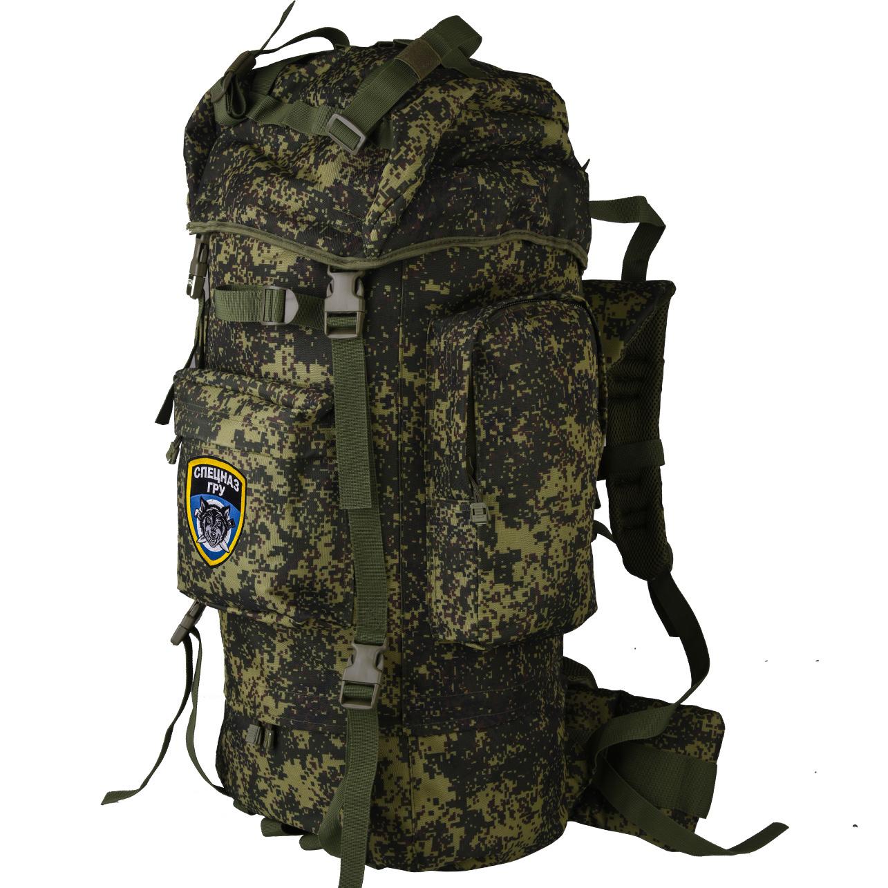 Многодневный камуфляжный рюкзак Спецназа ГРУ