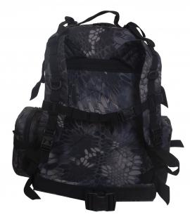Многодневный рюкзак со съемными подсумками (45 литров, Kryptek)