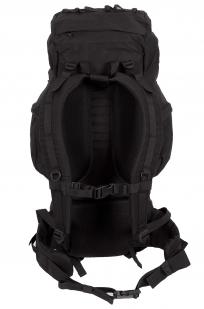 Многодневный серьезный рюкзак с нашивкой Рыболовный Спецназ - заказать по низкой цене