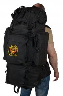 Многодневный тактический рюкзак Max Fuchs с эмблемой СССР оптом в Военпро