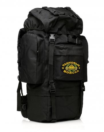 Многодневный тактический рюкзак с нашивкой Танковые Войска - заказать с доставкой