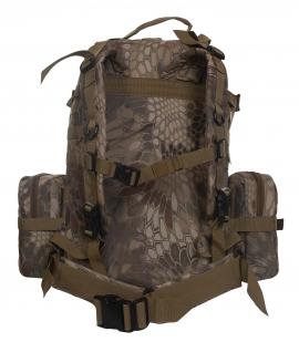 Многодневный тактический рюкзак с подсумками (45 литров, Kryptek Highlander)