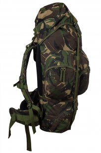 Многодневный туристический рюкзак с нашивкой РХБЗ купить онлайн