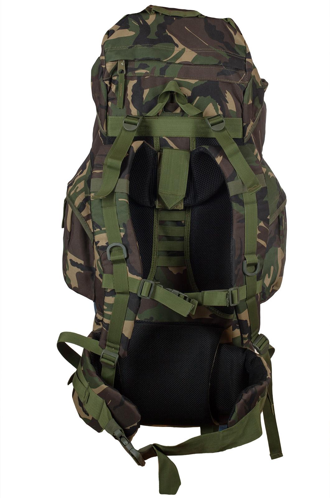 Многодневный туристический рюкзак с нашивкой РХБЗ купить в подарок