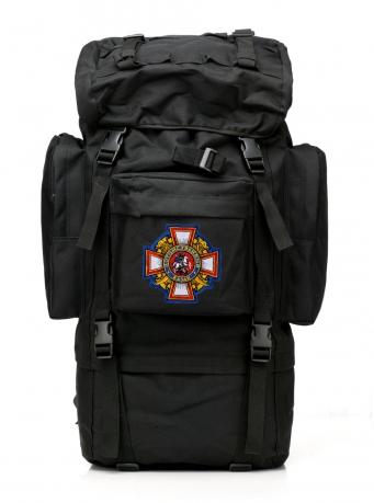 Многодневный вместительный рюкзак с нашивкой Потомственный Казак