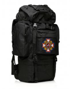 Многодневный вместительный рюкзак с нашивкой Потомственный Казак - купить в Военпро