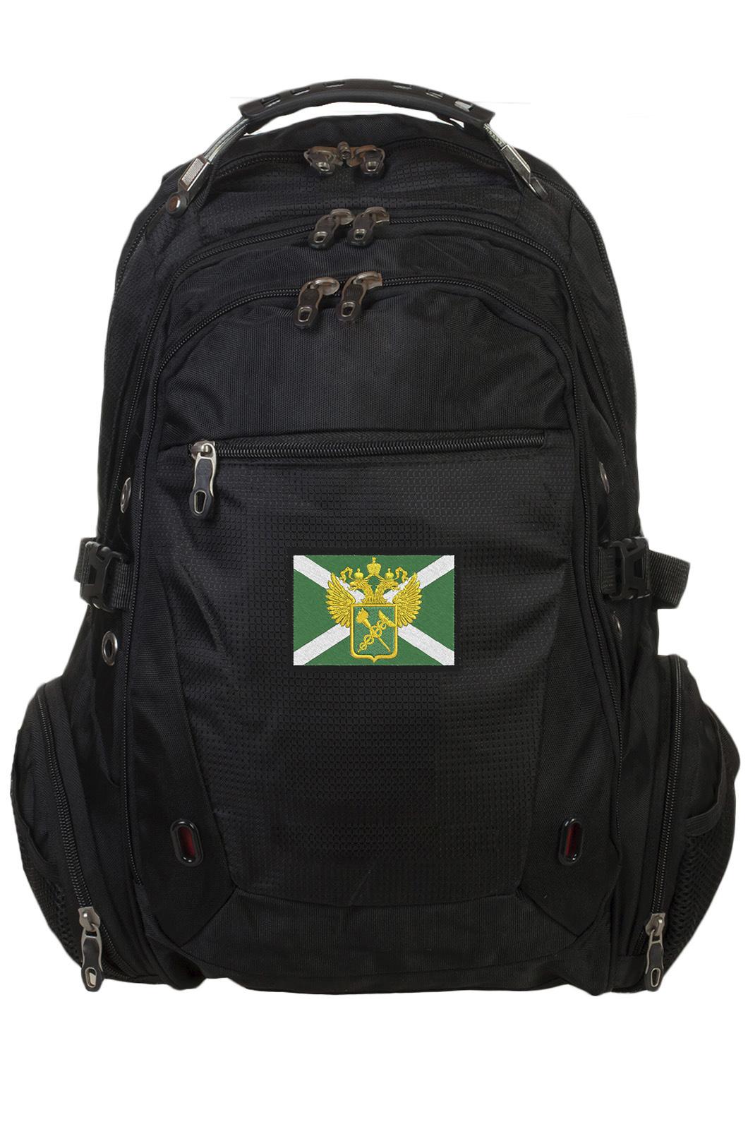 Многофункциональный городской рюкзак с эмблемой ТАМОЖНЯ