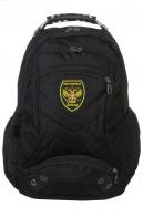Многофункциональный городской рюкзак с шевроном Охотничьих войск