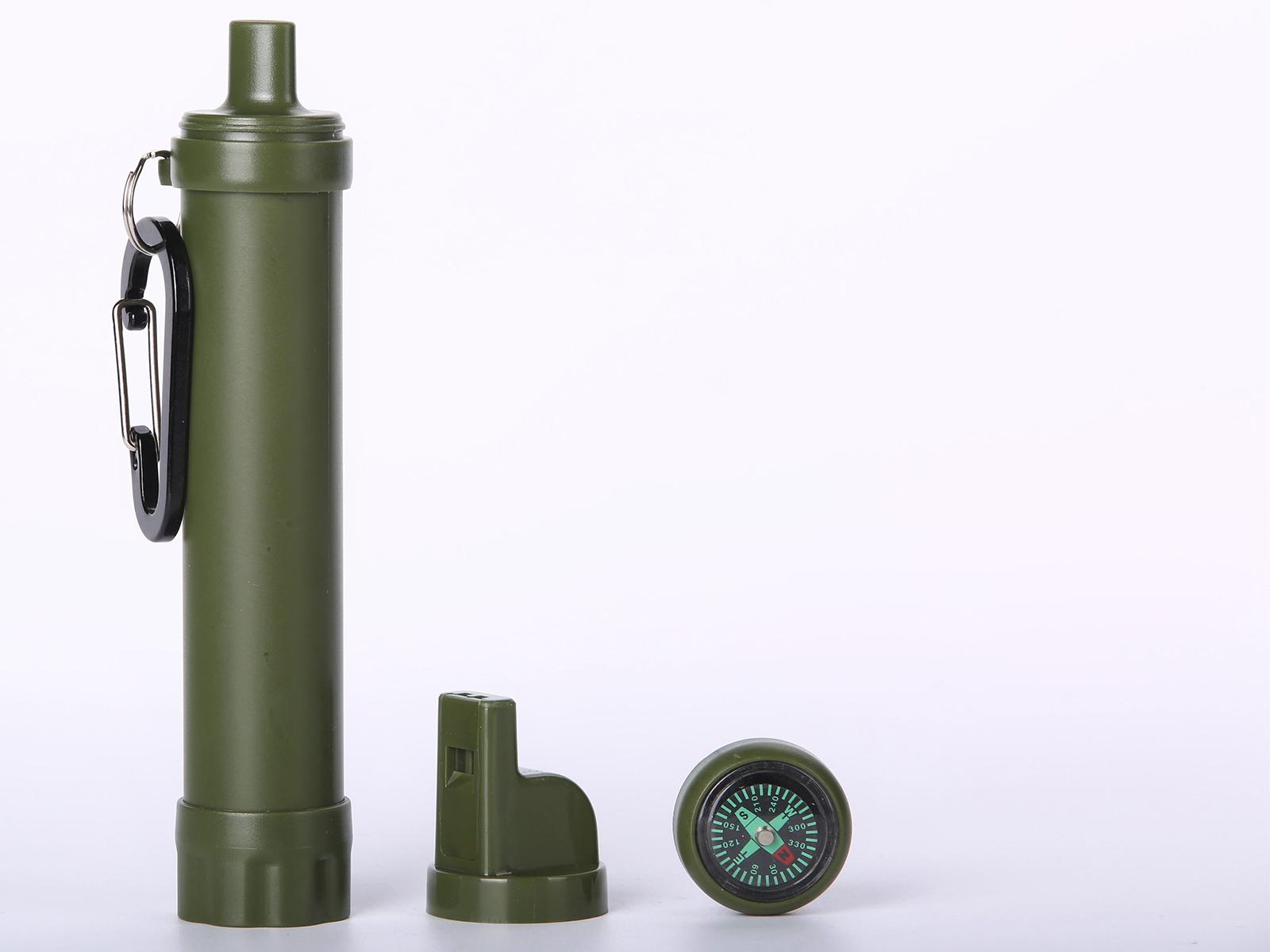 Многофункциональный индивидуальный фильтр для воды