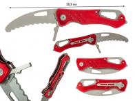 Многофункциональный нож Mil-Tec Rescue 8.5 (Германия)