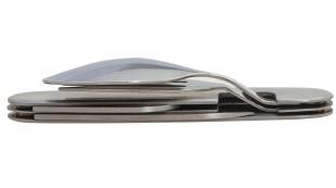 Многофункциональный походный нож (нож, ложка, вилка, открывалка)