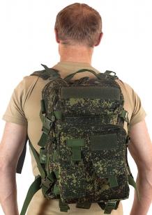 Многофункциональный рюкзак камуфляж оптом с доставкой