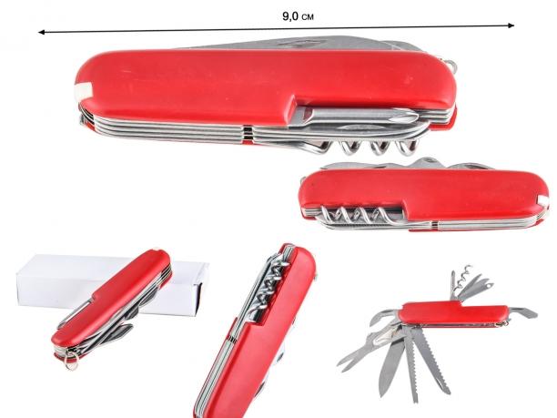 Многофункциональный складной нож 13-в-1 Draper Redline RL-PK2 13