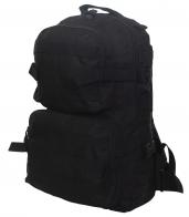 Многофункциональный тактический рюкзак (30 литров, черный)