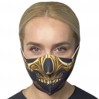 Многоразовая маска с защитой от ковида Wild Wear Inferno
