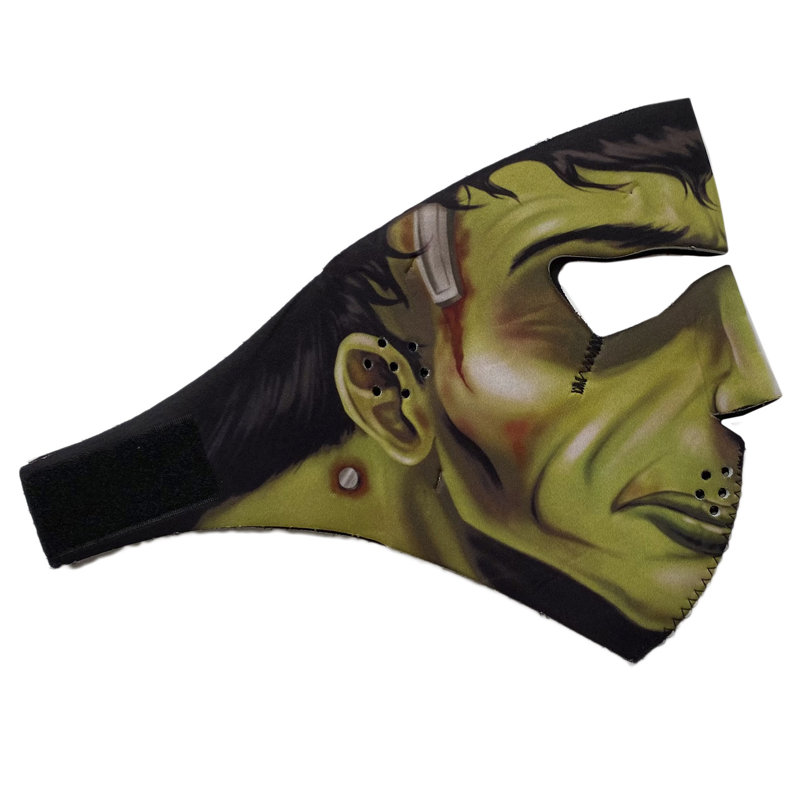 Многоразовая полнолицевая антивирусная маска Wild Wear Undertaker
