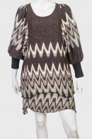 Многослойное женское платье от QEDLONDON.