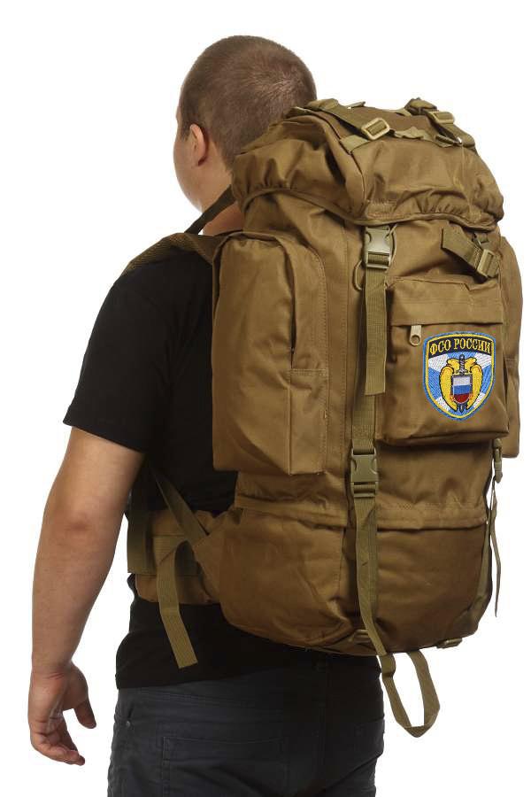 Многоцелевой армейский рюкзак ФСО России - купить в розницу