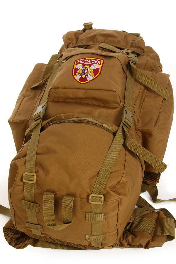 Многоцелевой армейский рюкзак Росгвардия - заказать в розницу