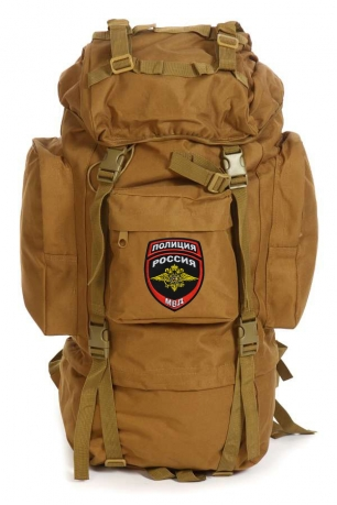 Многоцелевой армейский рюкзак с нашивкой Полиция России