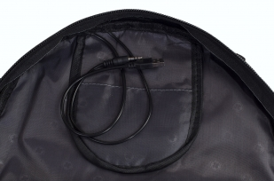 Многоцелевой черный рюкзак с крестом Бакланова купить онлайн