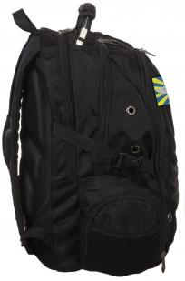 Многоцелевой черный рюкзак с нашивкой ВВС - купить в розницу