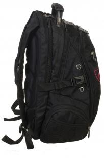 Заказать многоцелевой черный рюкзак с символом Бога Велеса