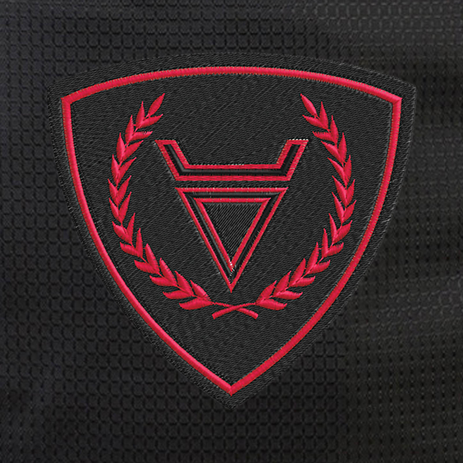 Многоцелевой черный рюкзак с символом Бога Велеса купить с доставкой