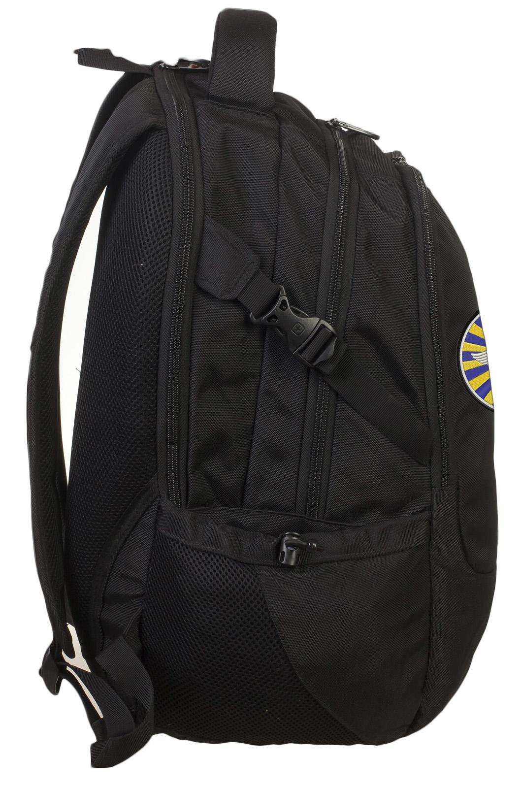 Многоцелевой эргономичный рюкзак с нашивкой ВВС - заказать выгодно