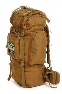 Многоцелевой крутой рюкзак с нашивкой Герб России - заказать оптом