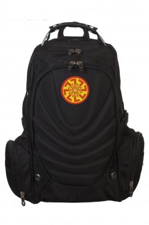 Многоцелевой крутой рюкзак с нашивкой Светоч