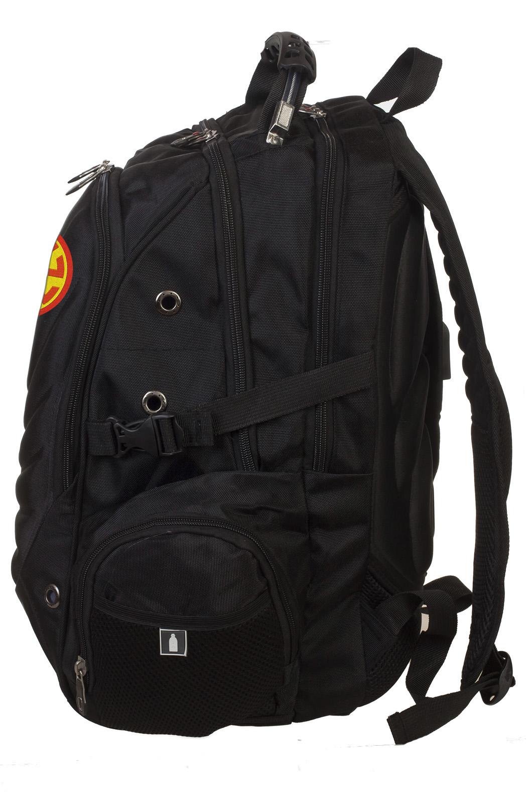 Многоцелевой крутой рюкзак с нашивкой Светоч - купить с доставкой