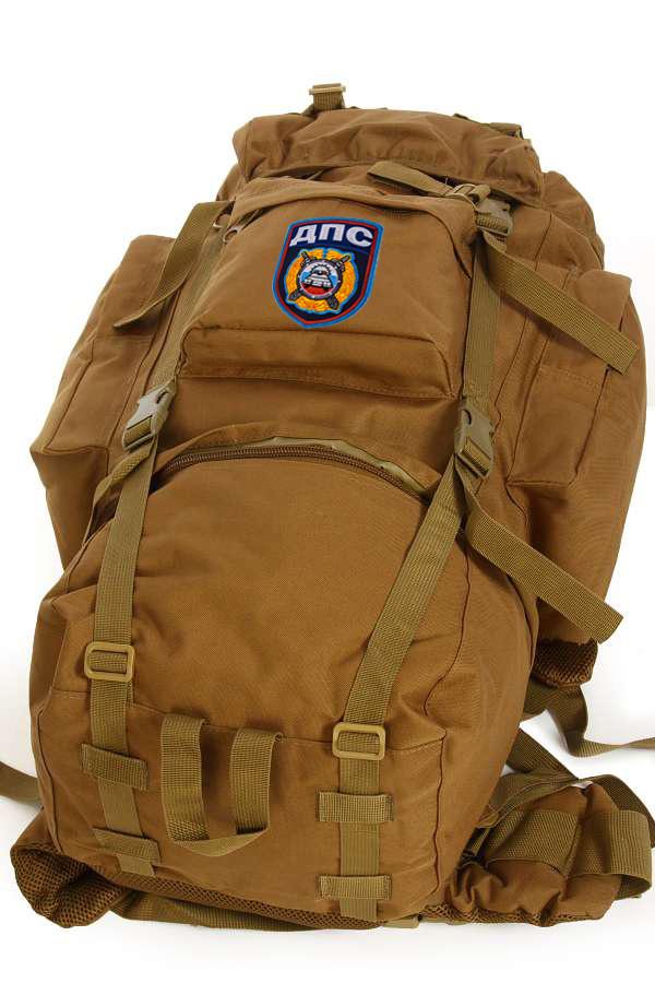 Многоцелевой надежный рюкзак с нашивкой ДПС - заказать оптом