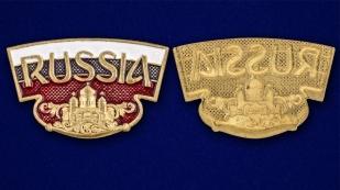 """Многоцелевой шильд """"RUSSIA"""" по выгодной цене"""