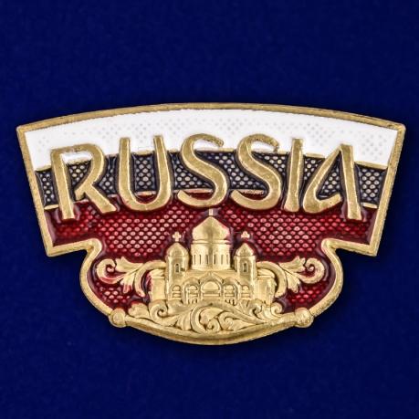 """Многоцелевой шильд """"RUSSIA"""""""