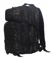 Многоцелевой тактический рюкзак (30 литров, MultiCam Black )