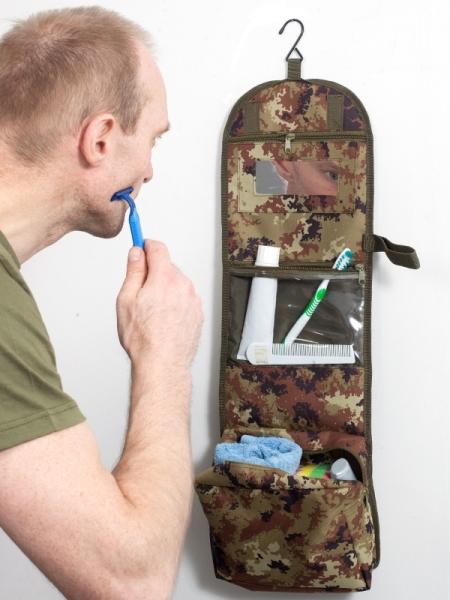 Мобильный несессер десантника