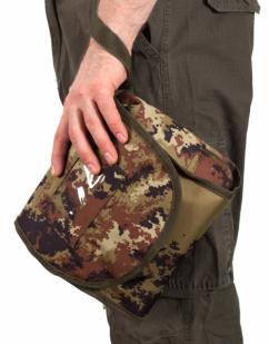 Мобильный несессер военнослужащего Спецназа
