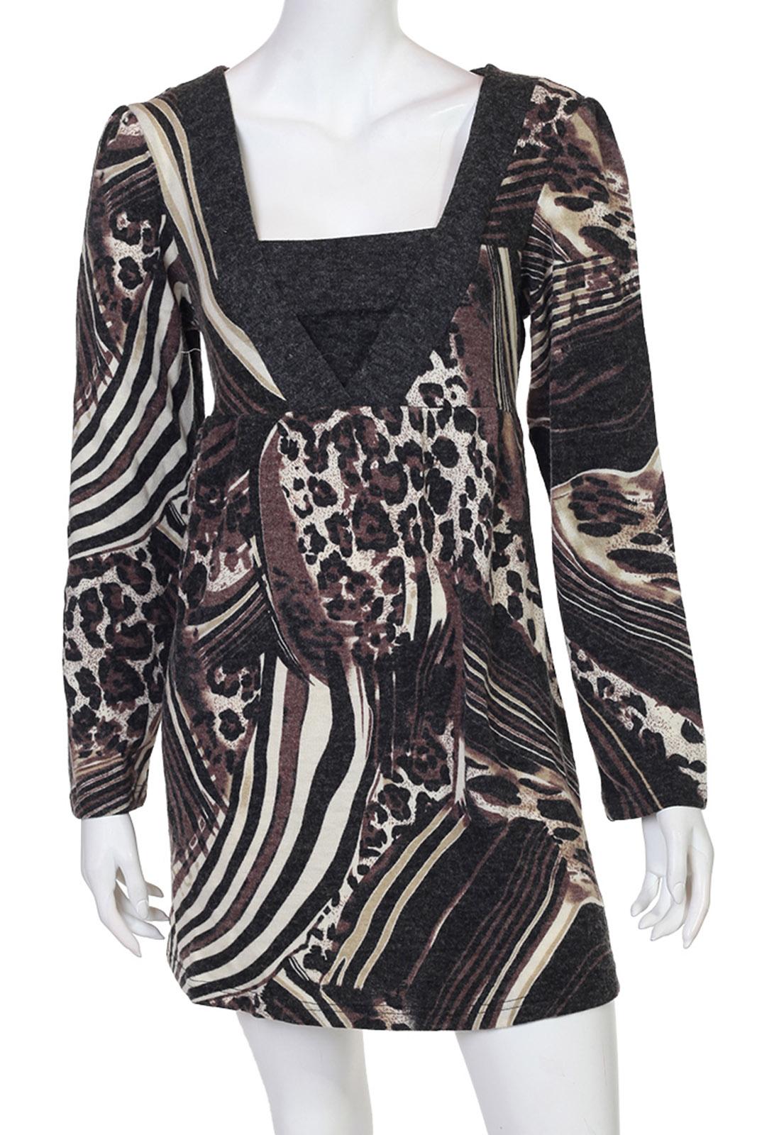 Модельное изящное платье от LB