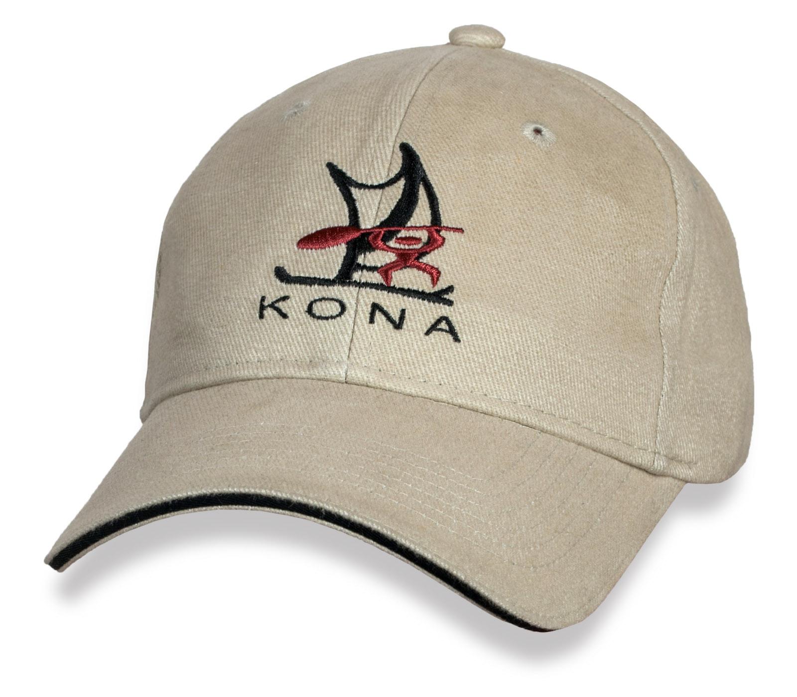 Модная бейсболка Kona