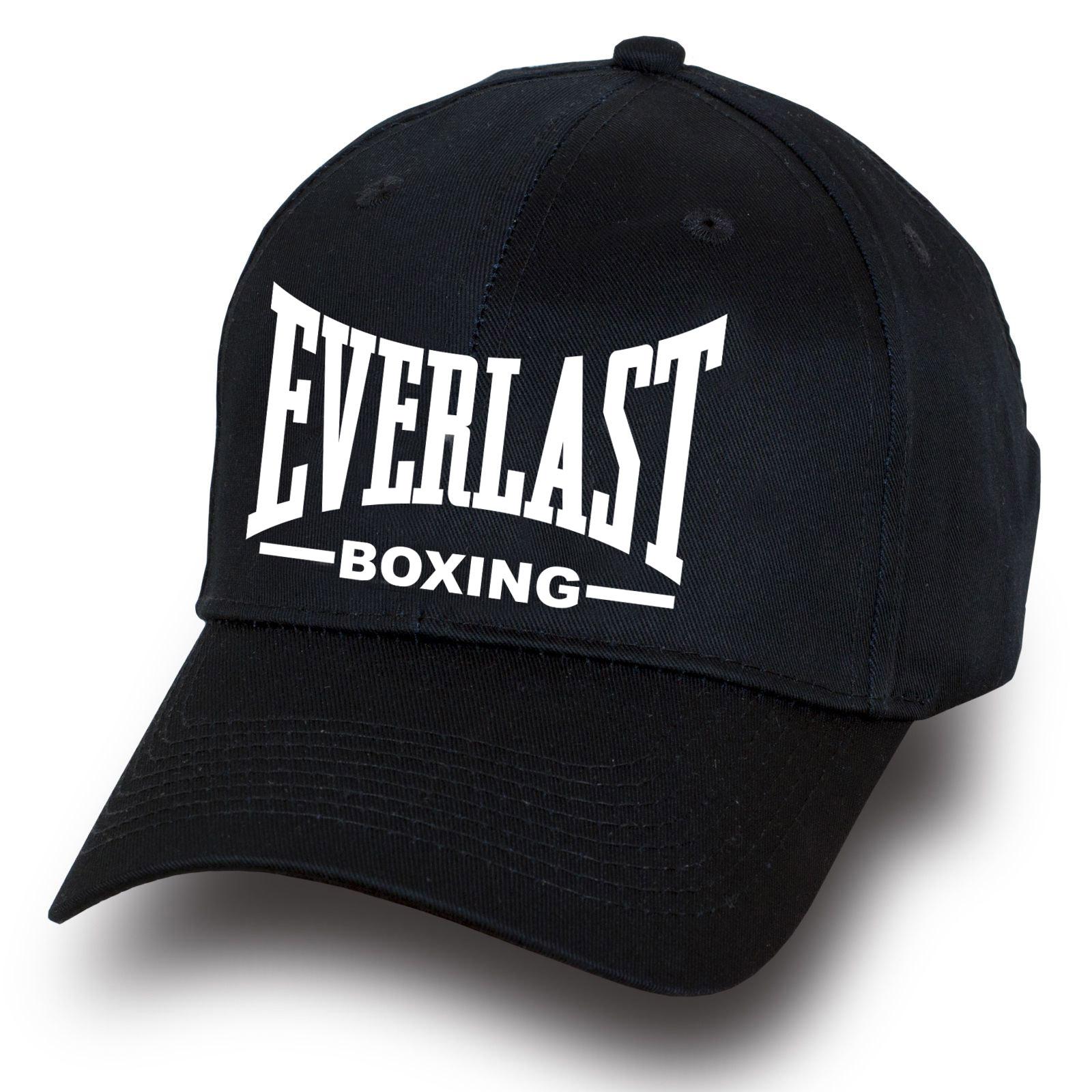 Модная бейсболка Everlast - купить недорого